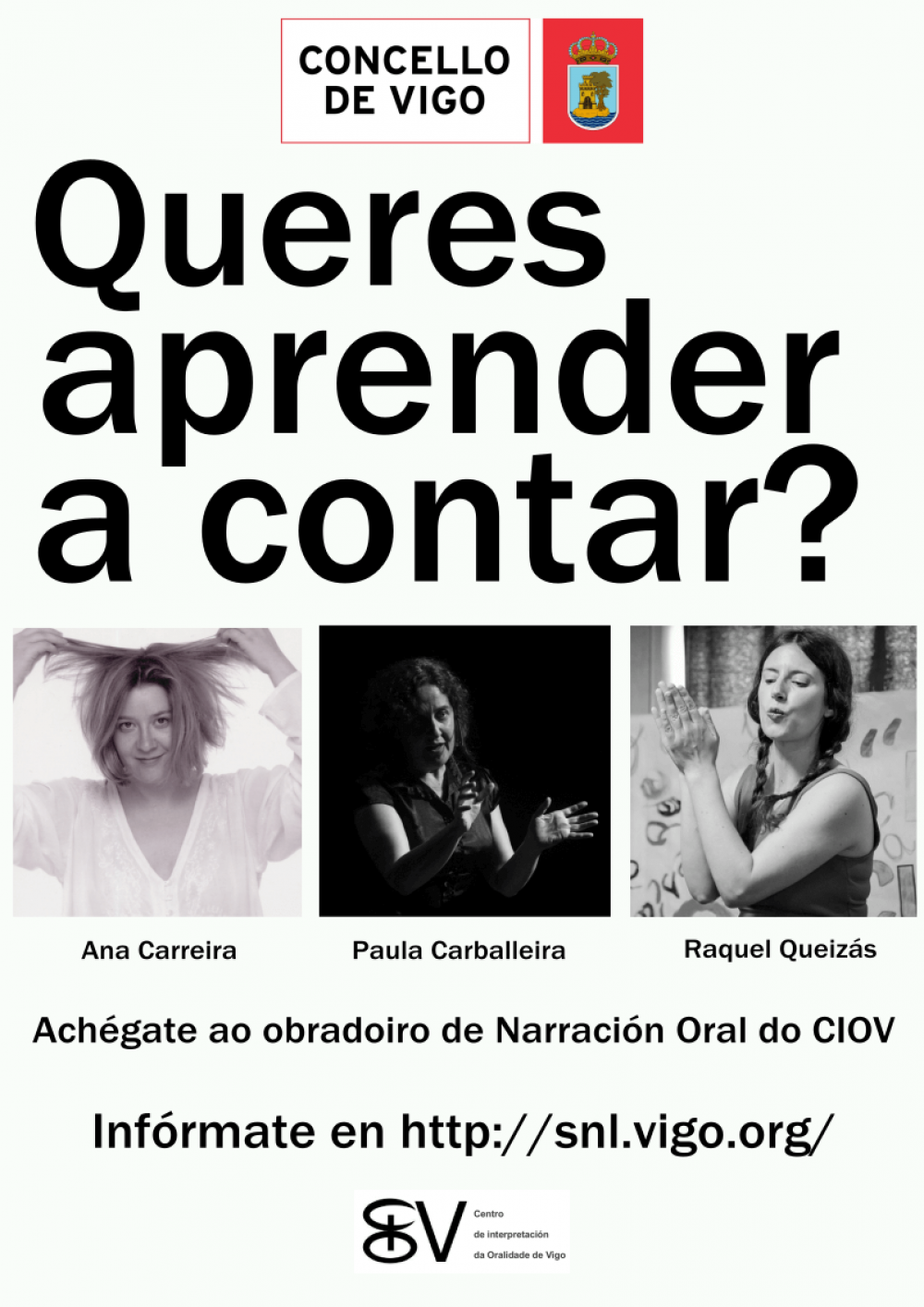 CIOV-Curso de narración oral